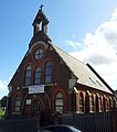 London-Plumstead, Admaston Rd, St Michael's C & S church.jpg