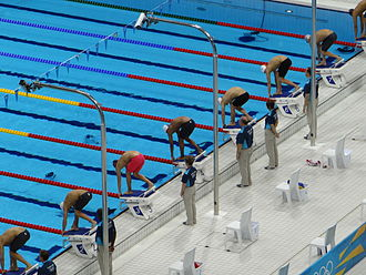 Swimming at the 2012 Summer Olympics – Men's 200 metre individual medley - Heat 2