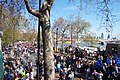 London Marathon 2005 at Embankment.jpg
