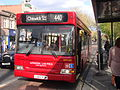 London United DPS663 on Route 440, Turnham Green (13762367543).jpg