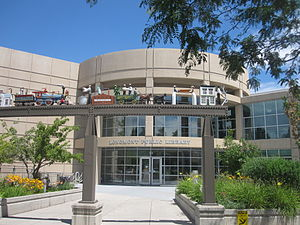 Longmont, Colorado - Longmont Public Library