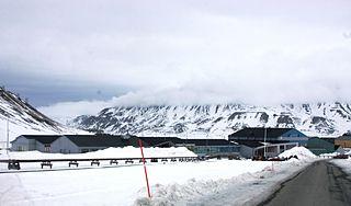 Longyearbyen School K-12 school in Longyearbyen, Norway