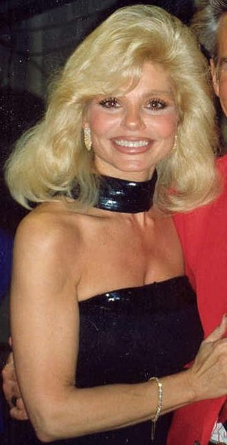 Loni Anderson - Anderson in December 1992