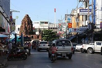 Lopburi - Downtown Lopburi