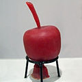 Lost Wax-Model of apple in paraffine.jpg