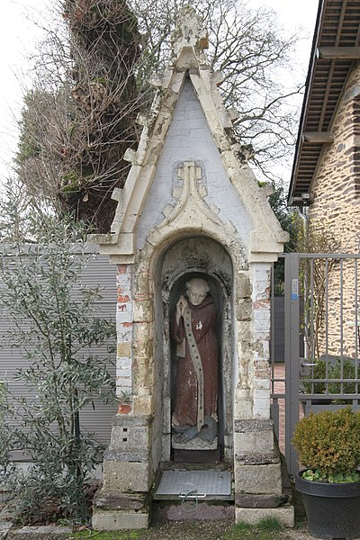 Fontaine Saint-Armel à Loutehel.