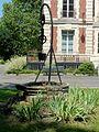 Louvres (95), parc du château, puits 1.jpg