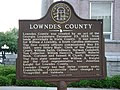 Lowndes County Historical Marker.jpg