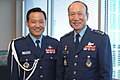 Lt. Gen. Chan Lee & Col. Mukyum Kim - USAF photo 060919-F-ZZ000-001.jpg