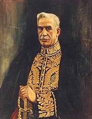 Thomas Miller (Saskatchewan) - Thomas Miller during his time as Lieutenant Governor of Saskatchewan.