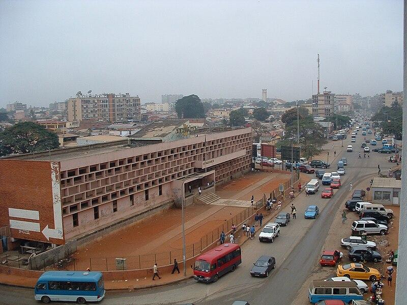 Vé máy bay đi Luanda  Angola
