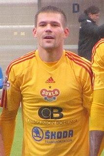 Luboš Kalouda Czech footballer