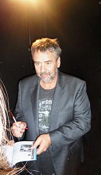 Luc Besson en 2011.