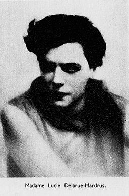Lucie Delarue-Mardrus (1934)