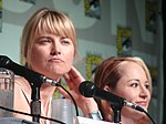 Lucy Lawless and Allison DuBois (945280603).jpg