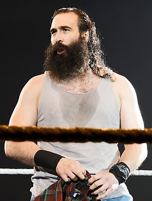 Luke Harper - Harper in April 2015