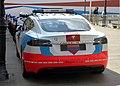 Luksemburgo, Tesla-policaŭto antaŭ la Grandduka Palaco, 1.jpeg