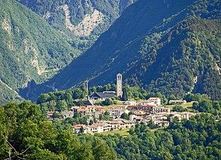 Lusevera Comune in Friuli-Venezia Giulia, Italy