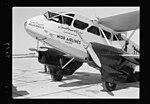 Lydda Airport. Misr airplane refuelling LOC matpc.18472.jpg