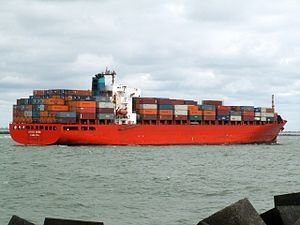 Lykes Hero p2, at Port of Antwerp, Belgium 10-Aug-2005.jpg