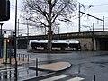 Lyon Trolleybus C1 terminus 2008.jpg