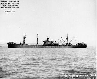 USS <i>Lyra</i> (AK-101)