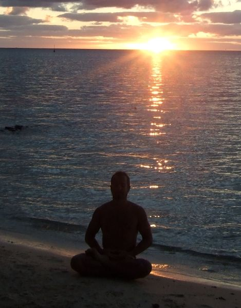 rilassamento con la musica e meditazione