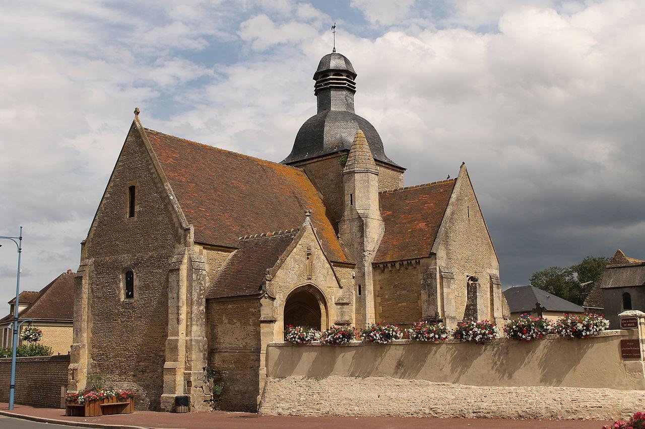 Mézidon-Canon église Saint-Pierre du Breuil 01.JPG