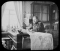 M. Kamorsky - Russian officer at his desk with large map spread - Khabarovsk LCCN2004708073.tif