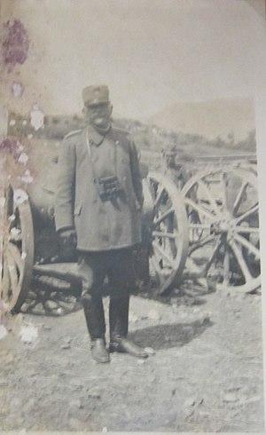 Emmanouil Manousogiannakis - Image: MANOUSOGIANNAKIS 1912