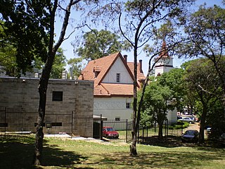 Municipal art museum in Buenos Aires, Argentina