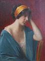 MA Zwiller-Jeune femme à la robe bleue-Musée sundgauvien.jpg