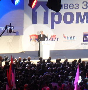 Bosnian general election, 2010 - Image: M Bosić