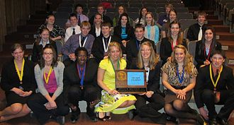 Murray County Central School District - MCC was named the 2011 Section 3A Speech Champions.
