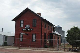 Midland, South Dakota - Midland Museum