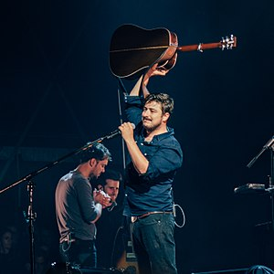 Marcus Mumford - Gentleman of the Road Stopover in Aviemore, Scotland, August 2015