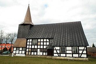 Lotyń, Greater Poland Voivodeship - Local church
