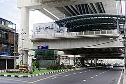 MRT Ta Phra station (View from Charansanitwong Rd.).jpg