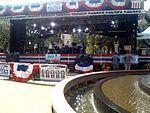 MSNBC set in Rice Park (2817606631).jpg