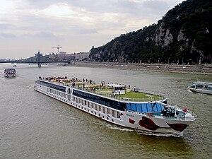A-ROSA Flussschiff - Image: MS A Rosa Riva