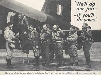 No. 15 Squadron RAF - MacRobert's Reply, N6086 c1941-2