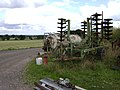 Machinery, Budbrooke Farm - geograph.org.uk - 1403453.jpg