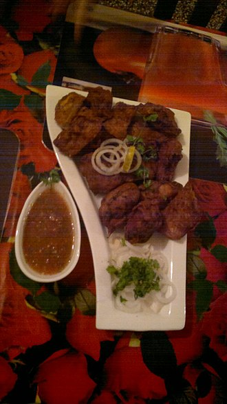 Awadhi cuisine - Kababs of Awadh