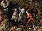 Maclise, Daniel - A Scene from Undine - 1843.jpg