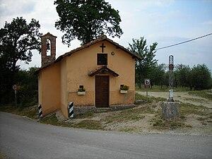 Bastardo (Giano dell'Umbria) - Image: Madonna del pianto