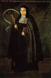 Diego Velázquez: The Nun Jerónima de la Fuente