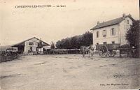 Magasins réunis - L'ARGONNE-LES-ISLETTES - La gare.jpg