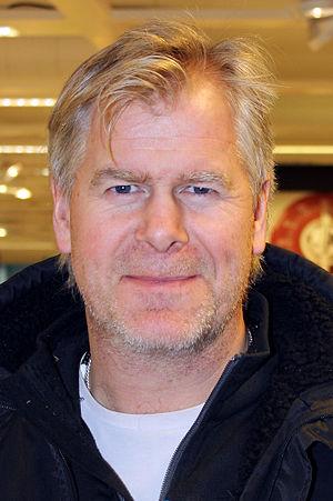 Magnus Svensson (ice hockey b. 1963) - Image: Magnus Svensson 2011 12 22