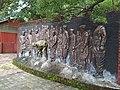 Mahatma Gandhi satyagrah statue.jpg