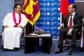 Mahinda Rajapaksa and Dmitry Medvedev 2.jpg
